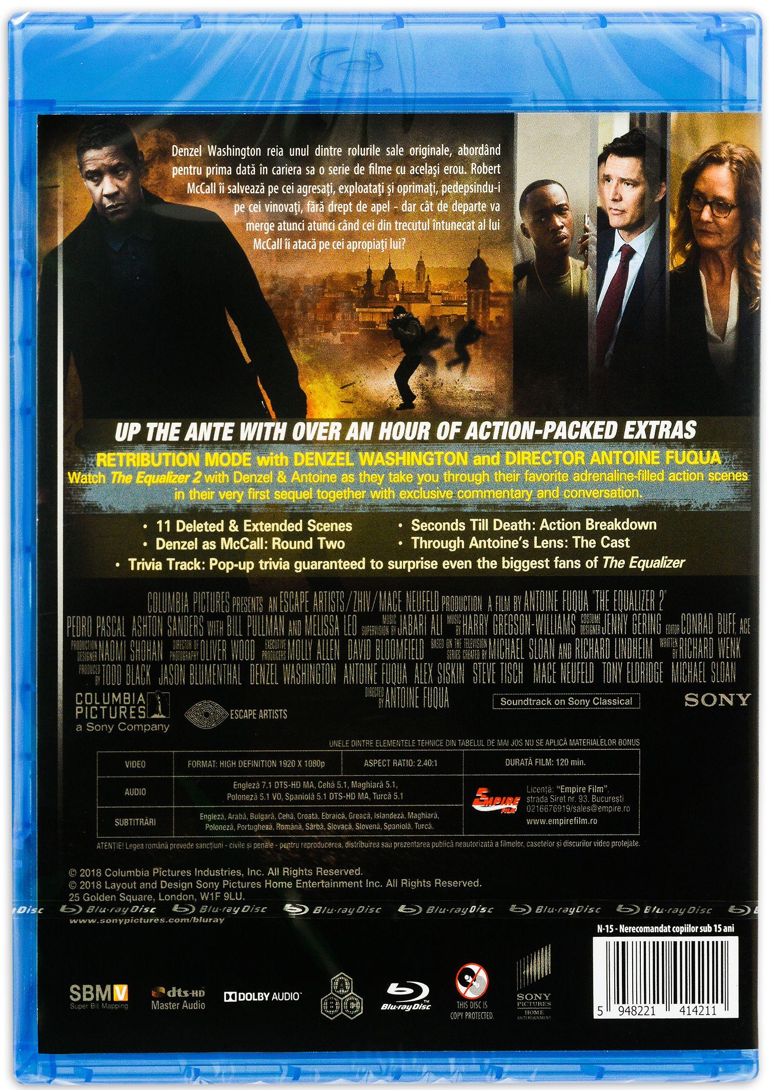 Закрилникът 2 (Blu-Ray) - 3