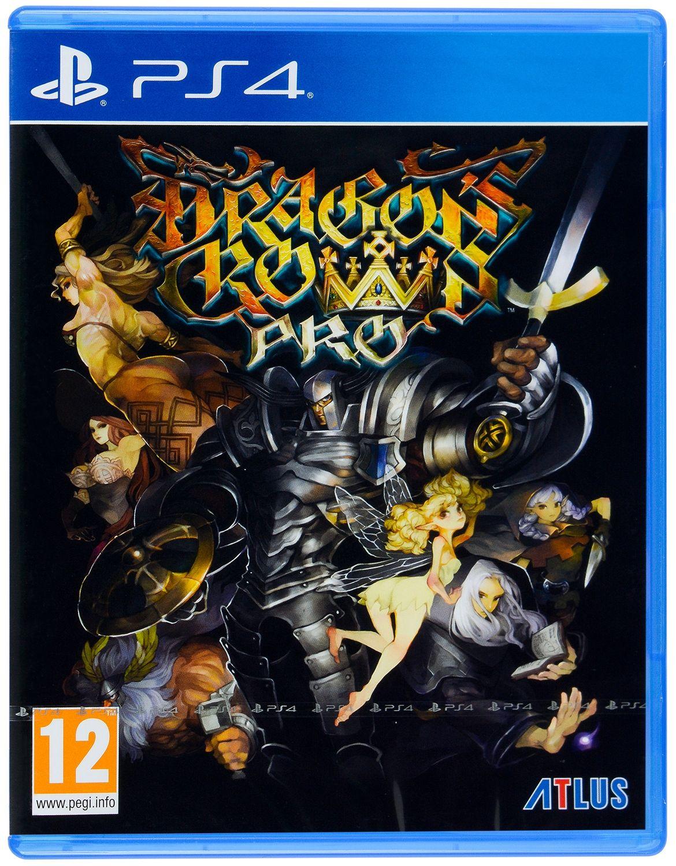 Dragon's Crown Prо (PS4) - 1