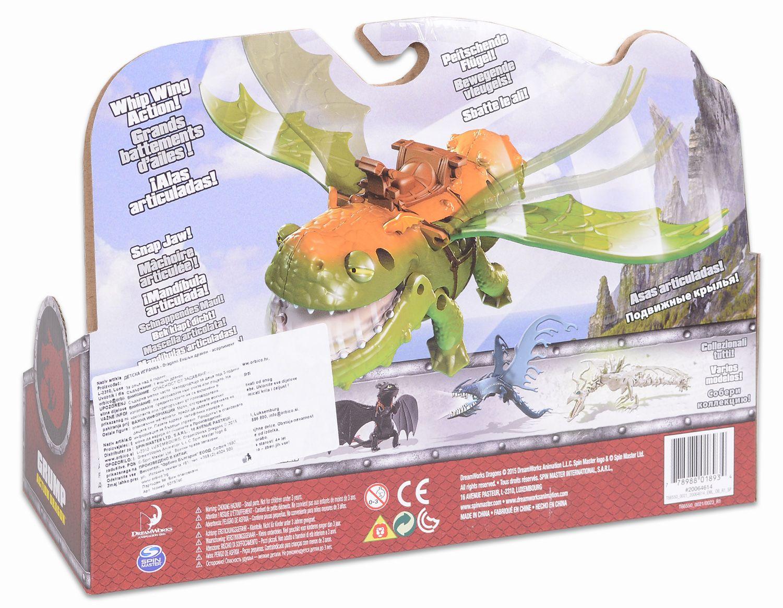 Екшън фигура Spin Master Dragons - Гръмпи - 2