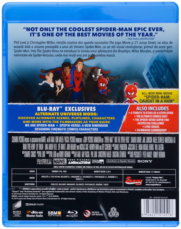 Спайдър-мен: В спайди-вселената (Blu-Ray) - 3