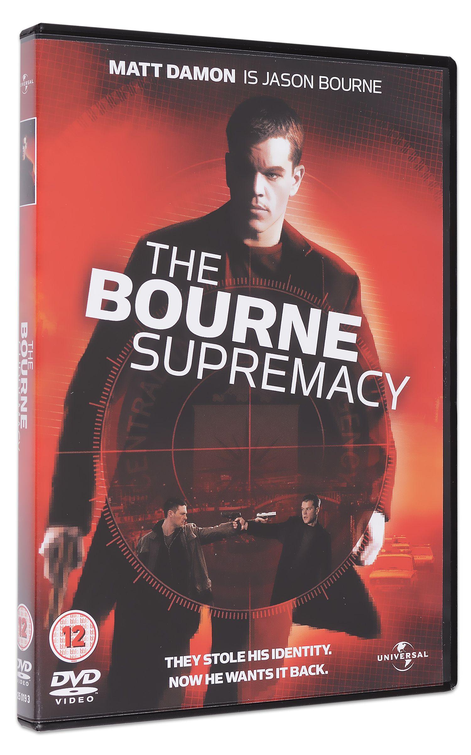 The Bourne Supremacy (DVD) - 3