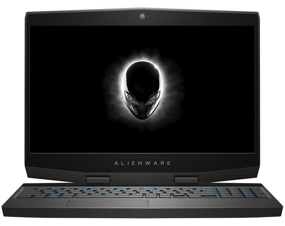 Гейминг Лаптоп Dell Alienware - M15 slim, червен - 1