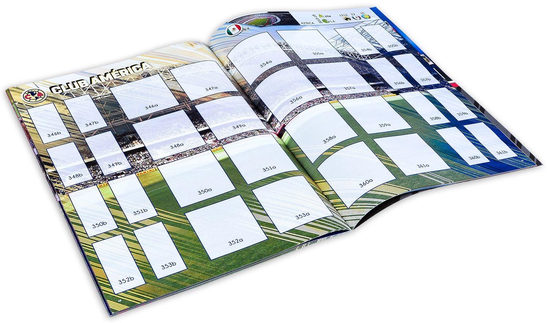 Албум за стикери Panini FIFA 365 2019 - 3