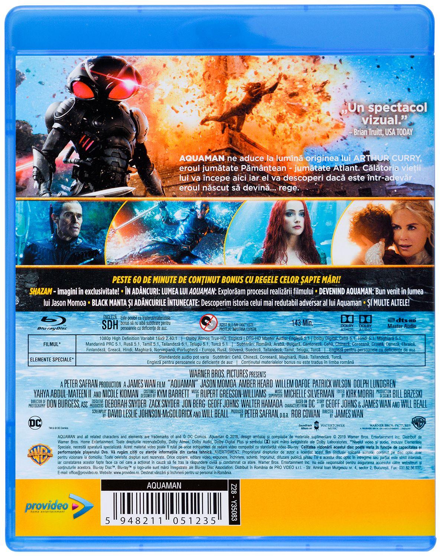 Аквамен (Blu-Ray) - 3