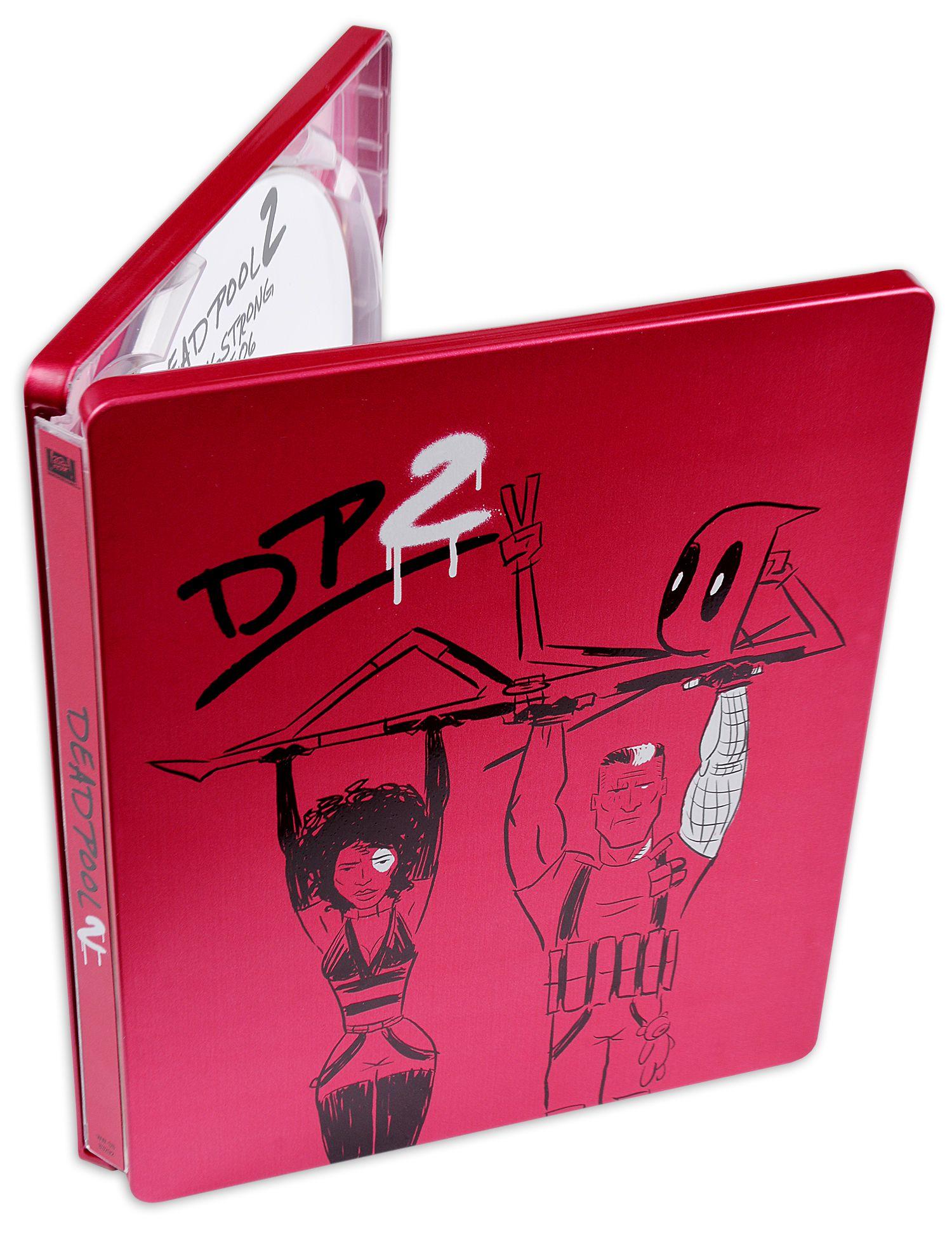 Дедпул 2 (Steelbook Edition) - 4