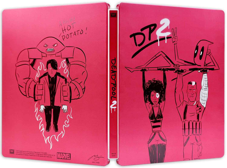 Дедпул 2 (Steelbook Edition) - 8