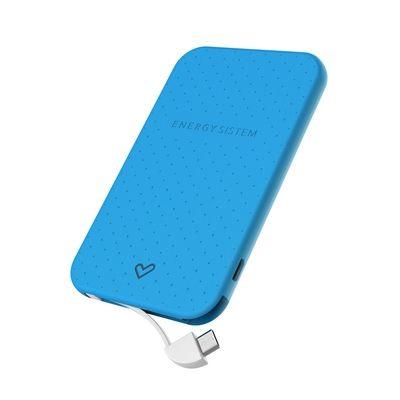 Портативна батерия ENERGY EXTRA BATTERY 2500mAh BLUE - 2
