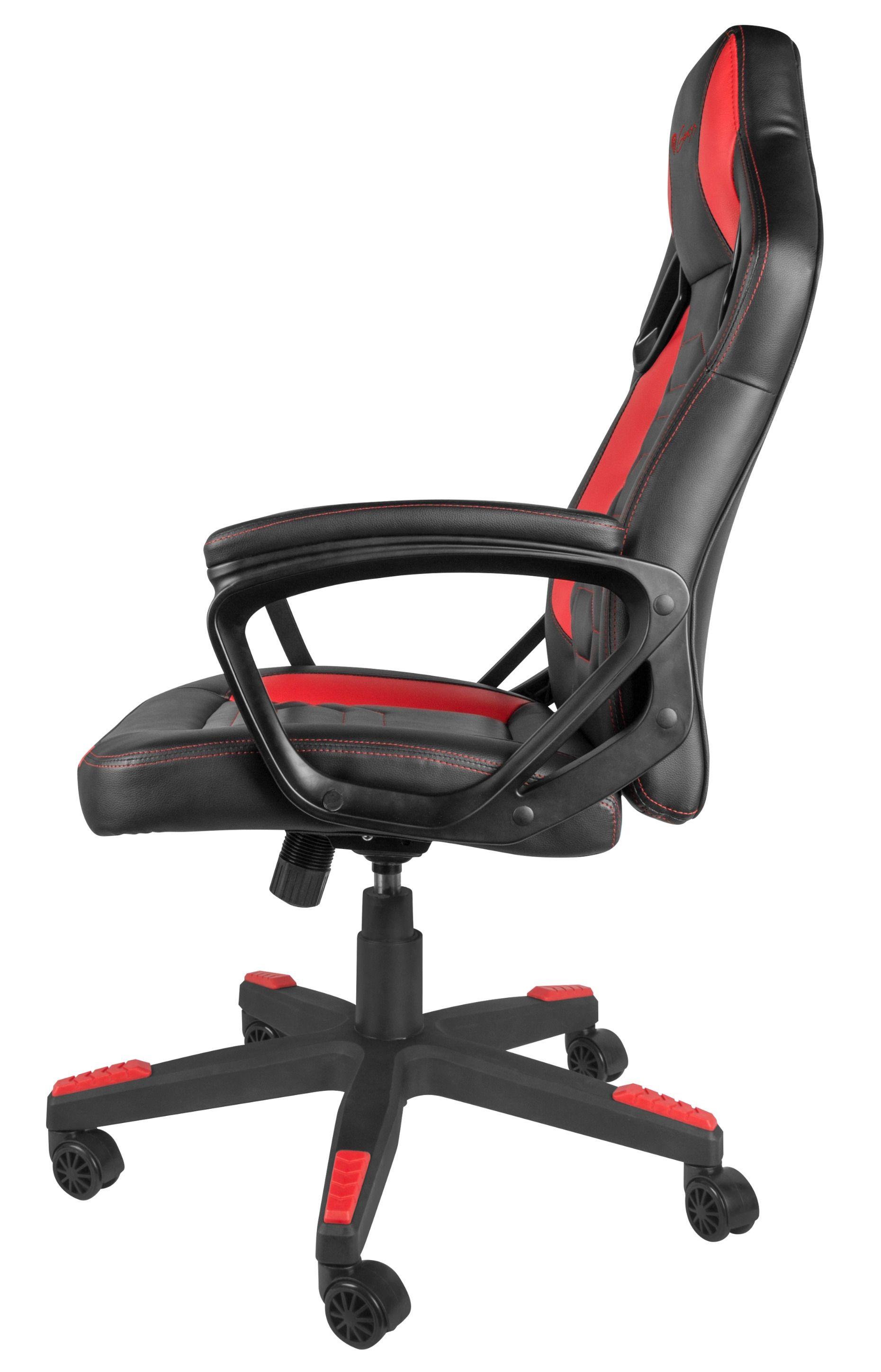 Гейминг стол Genesis - Nitro 370, червен/черен - 4