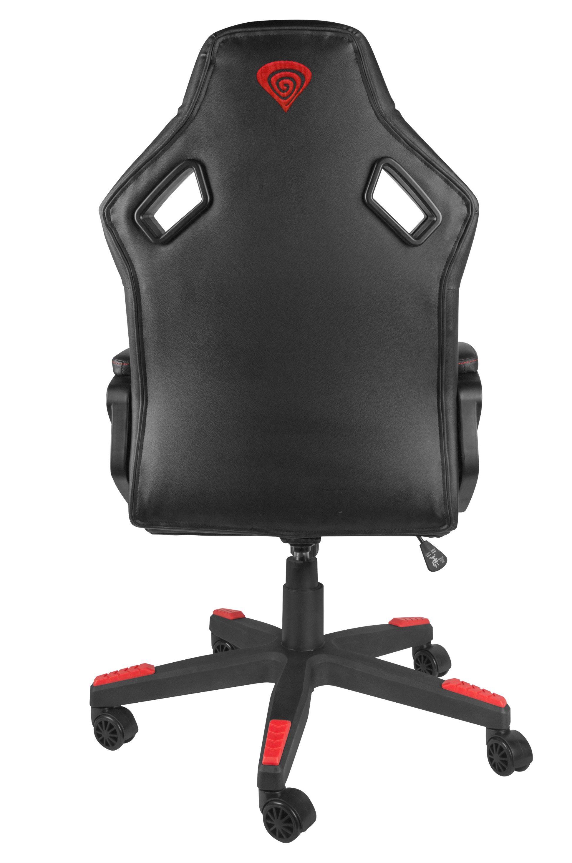 Гейминг стол Genesis - Nitro 370, червен/черен - 7