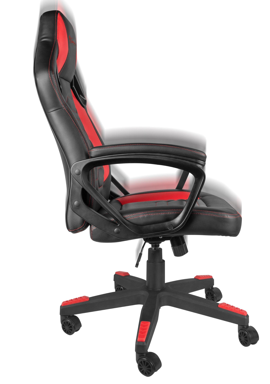 Гейминг стол Genesis - Nitro 370, червен/черен - 6