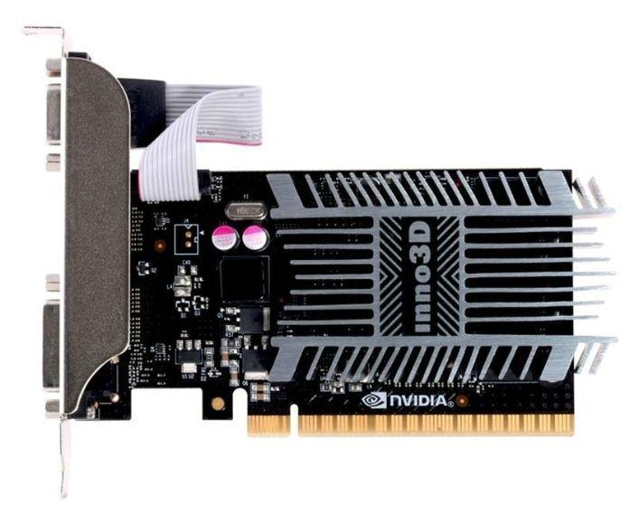 Видео карта Inno3D - GeForce GT710, 1GB - 2