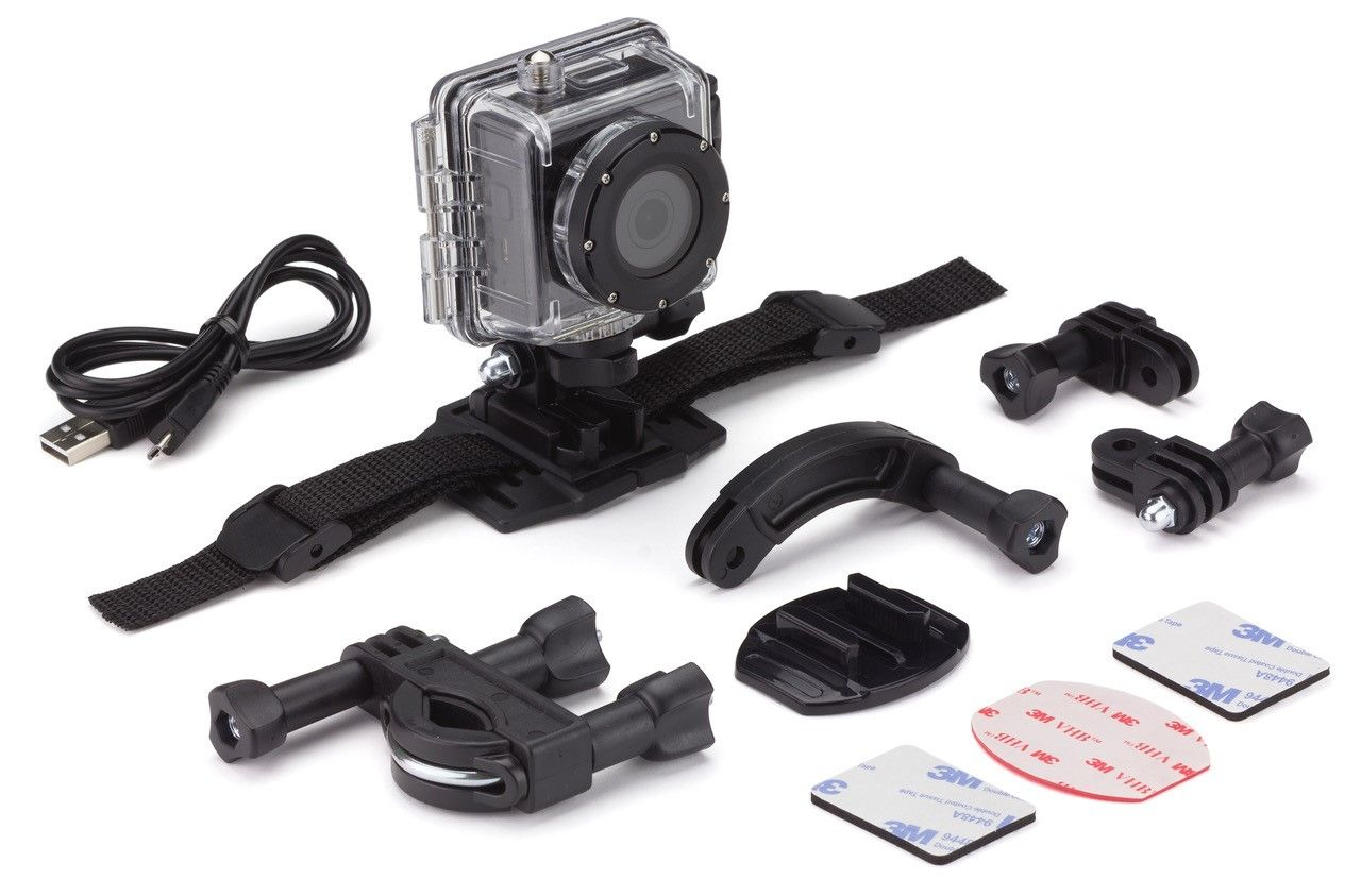 Екшън камера Kitvision - Splash, черна - 3