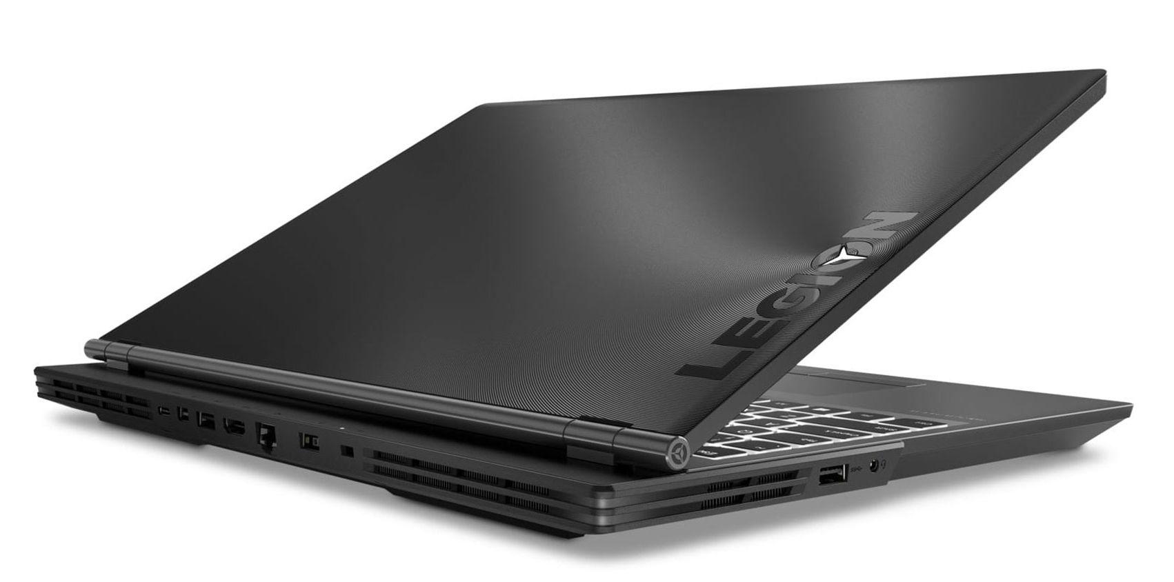 Гейминг лаптоп Lenovo Legion - Y540, черен - 5