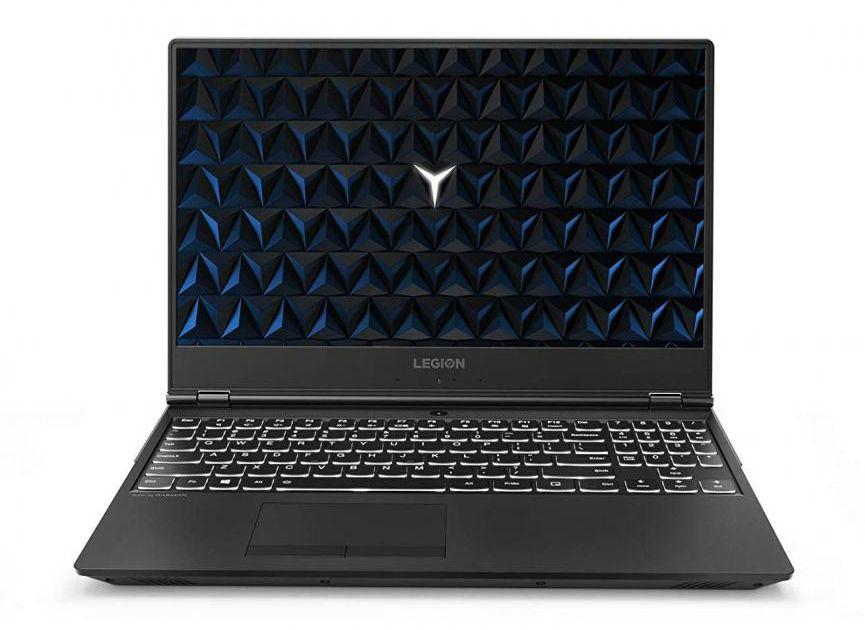 Гейминг лаптоп Lenovo Legion - Y540, черен - 1