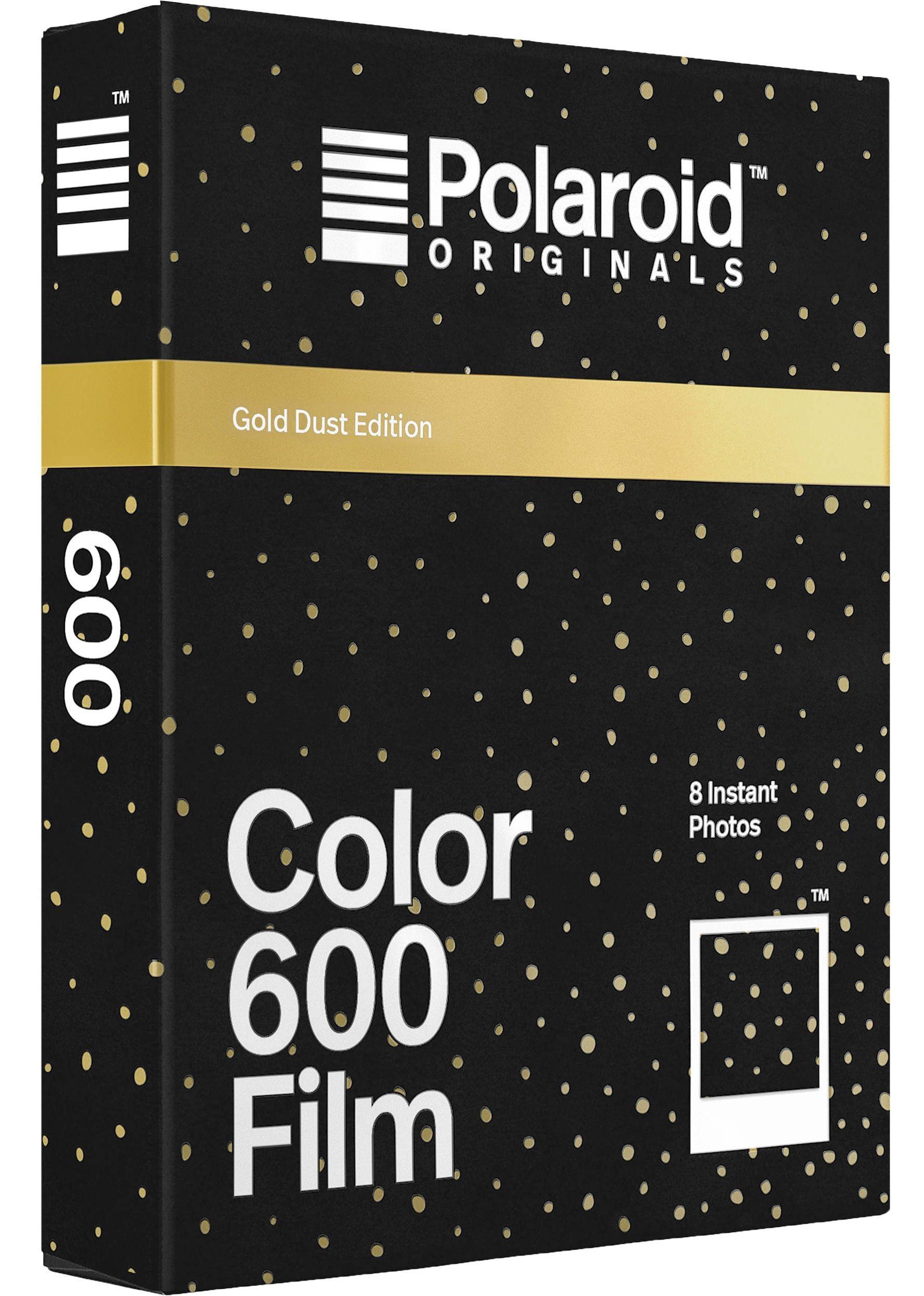 Филм Polaroid Originals Color за 600 Gold Dust Edition - 1