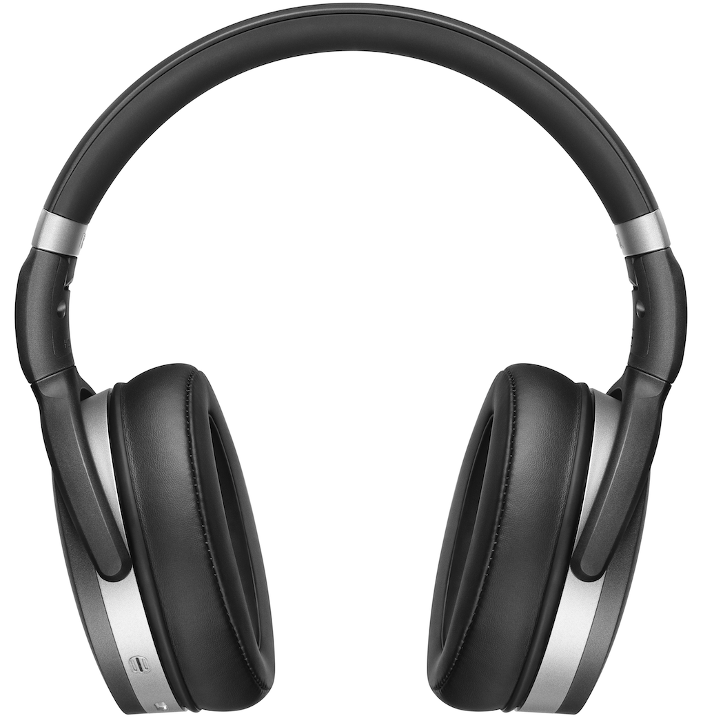 Слушалки Sennheiser HD 4.50 BTNC - черни - 4