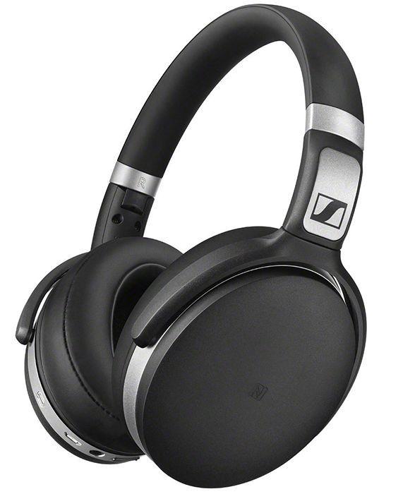Слушалки Sennheiser HD 4.50 BTNC - черни - 1