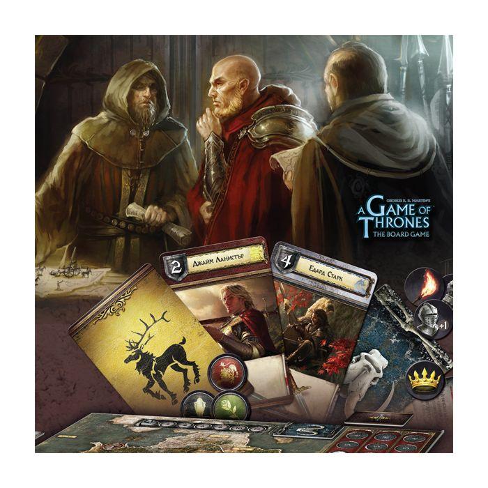 Настолна игра Игра на тронове - 4