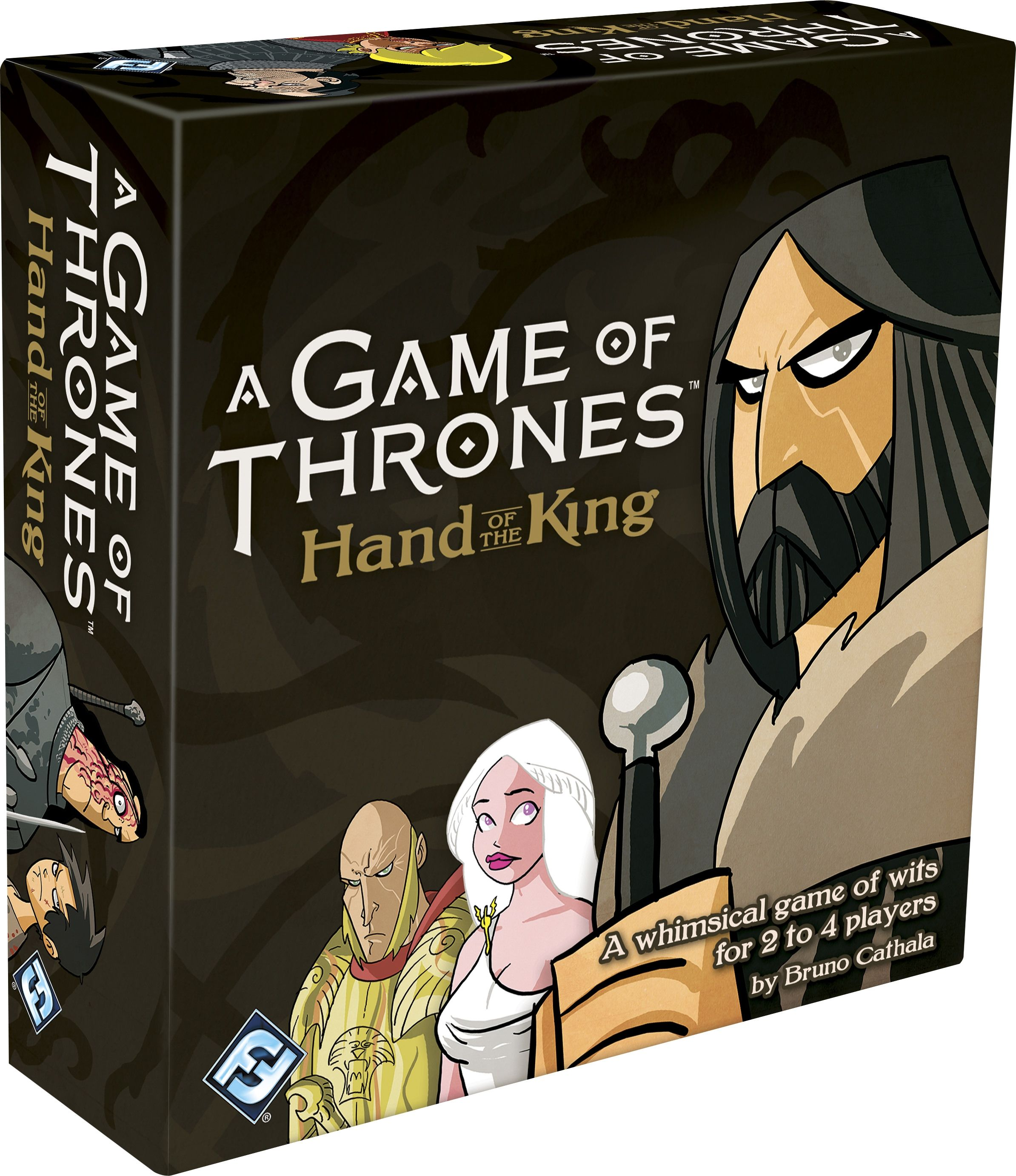 Настолна игра A Game Of Thrones - Hand of The King - 1