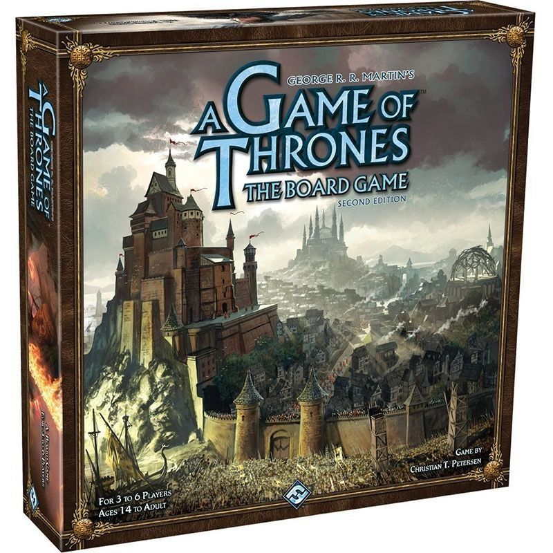 Настолна игра A Game Of Thrones-The Board Game(2nd Edition) - 1