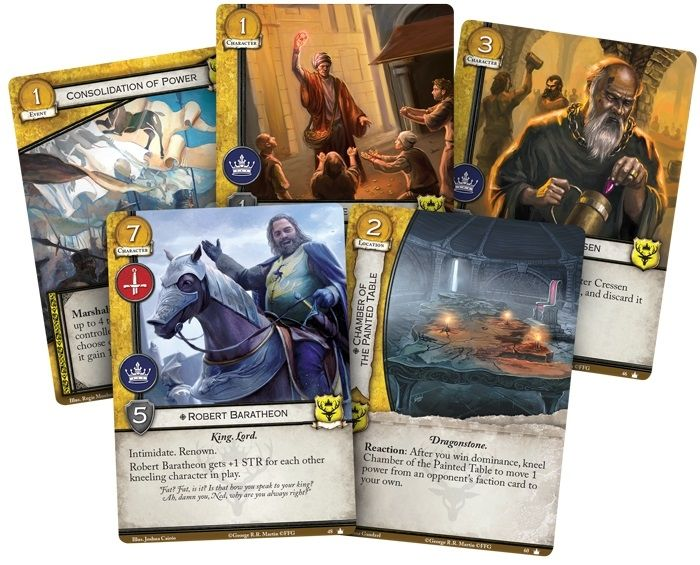 Настолна игра A Game Of Thrones - The Card Game(2nd Edition) - 4
