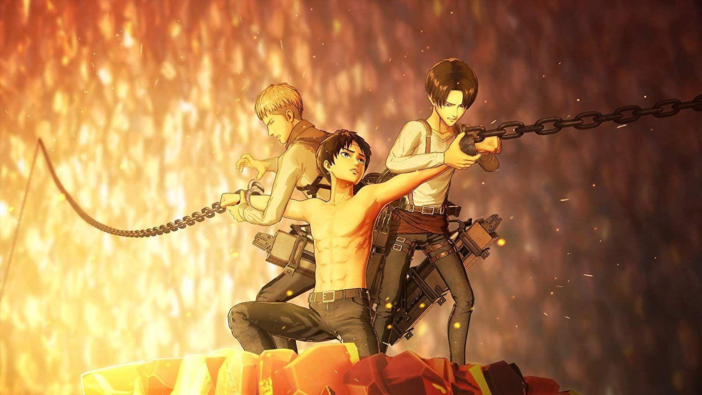 Attack on Titan 2: Final Battle (Nintendo Switch) - 3