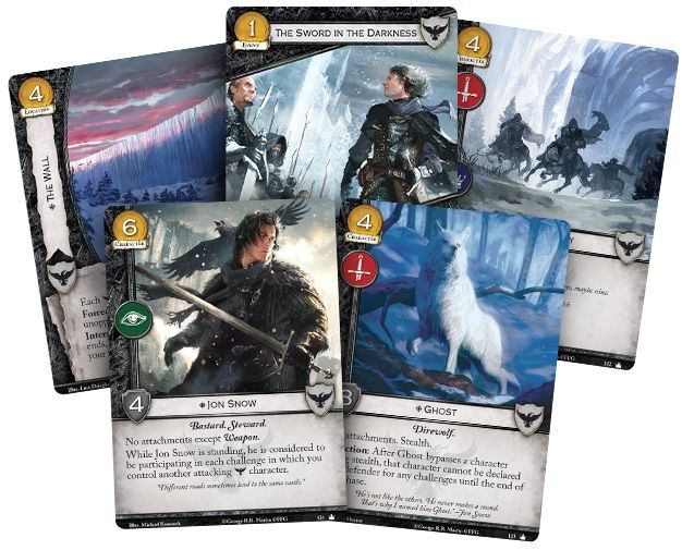 Настолна игра A Game Of Thrones - The Card Game(2nd Edition) - 3