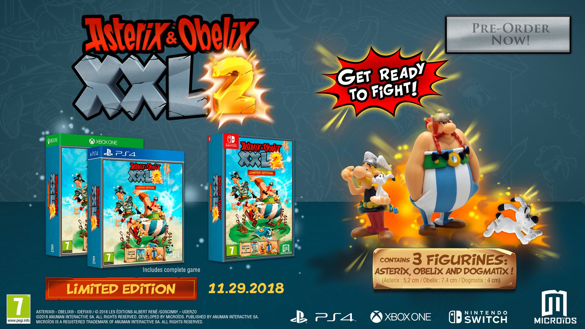 Asterix & Obelix XXL2 - Limited Edition (Xbox One) - 8