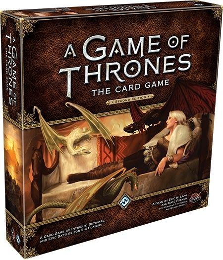 Настолна игра A Game Of Thrones - The Card Game(2nd Edition) - 1