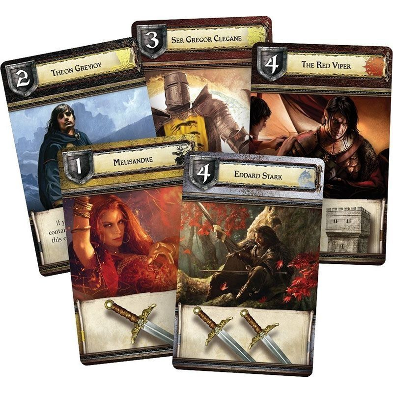 Настолна игра A Game Of Thrones-The Board Game(2nd Edition) - 3