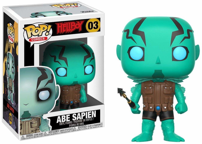 Фигура Funko Pop! Comics: Hellboy - Abe Sapien, #03 - 2