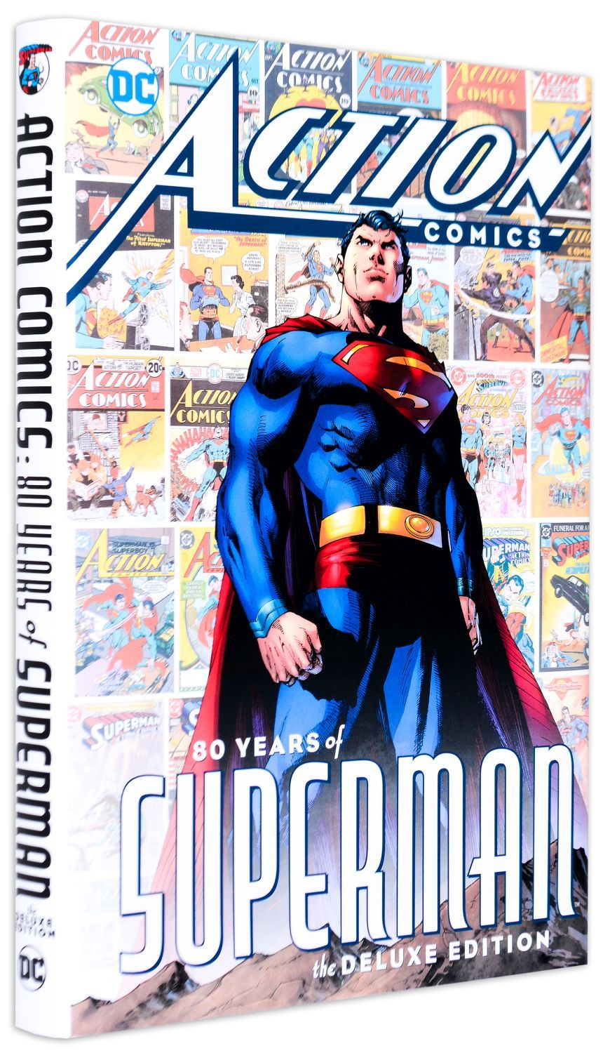 Action Comics: 80 Years of Superman Deluxe Edition - 1