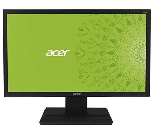 """Acer V206WQLbmd, 19.5"""" IPS LED Anti-Glare,6ms, 100M:1 DCR, 250 cd/m2, 1440x900, DVI, Speakers, Black - 1"""