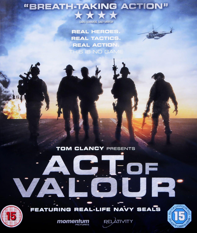 Act Of Valour (Blu-Ray) - 1