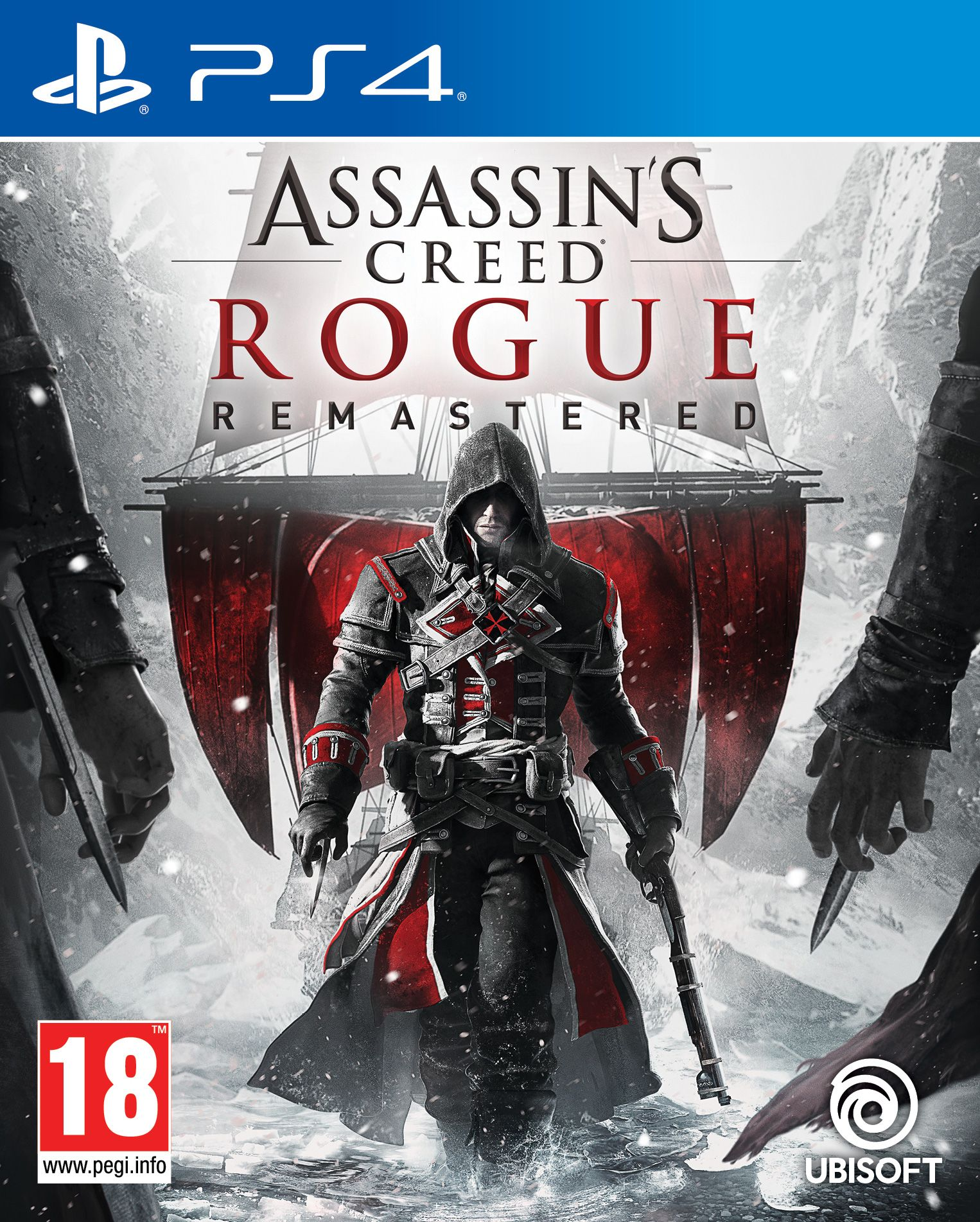 Assassin's Creed Rogue Remastered (PS4) - 1