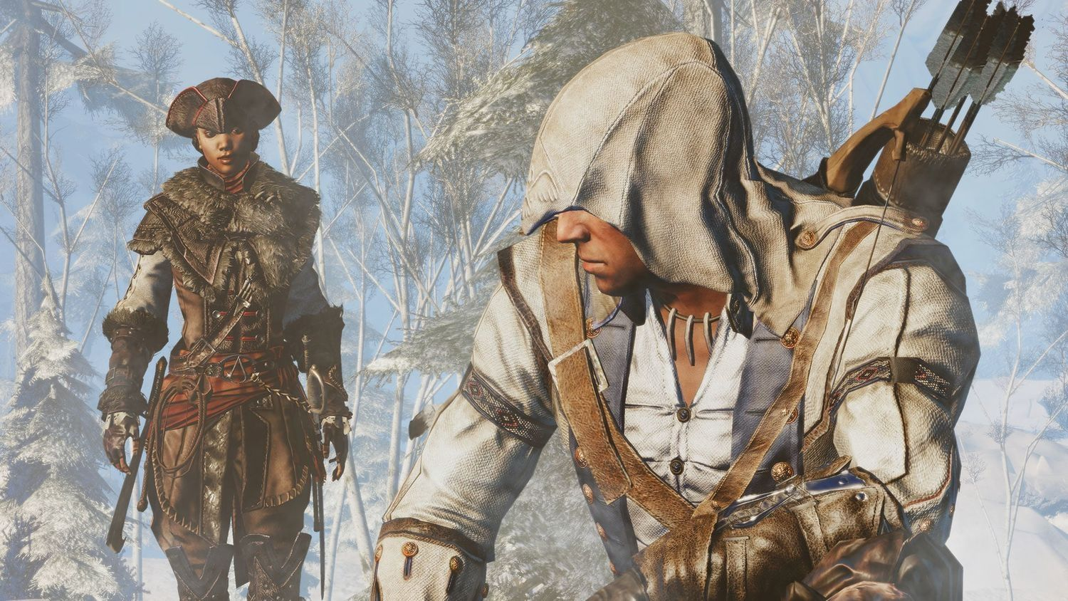 Assassin's Creed III Remastered + All Solo DLC & Assassin's Creed Liberation (PS4) - 8