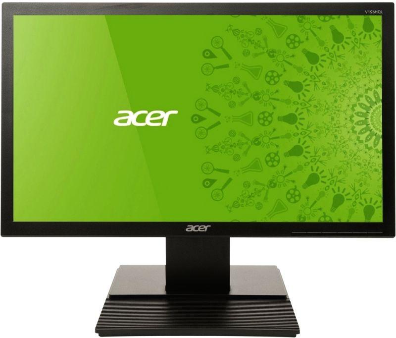 """Acer V196HQL Ab - 19"""" LED монитор - 1"""