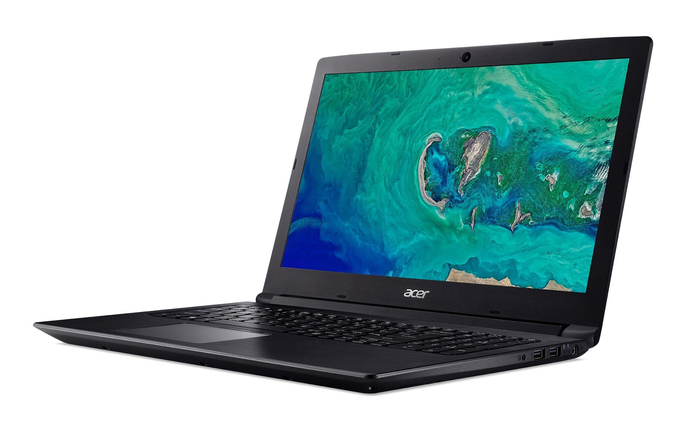 Лаптоп Acer Aspire 3 - A315-41G-R5GH, черен - 3