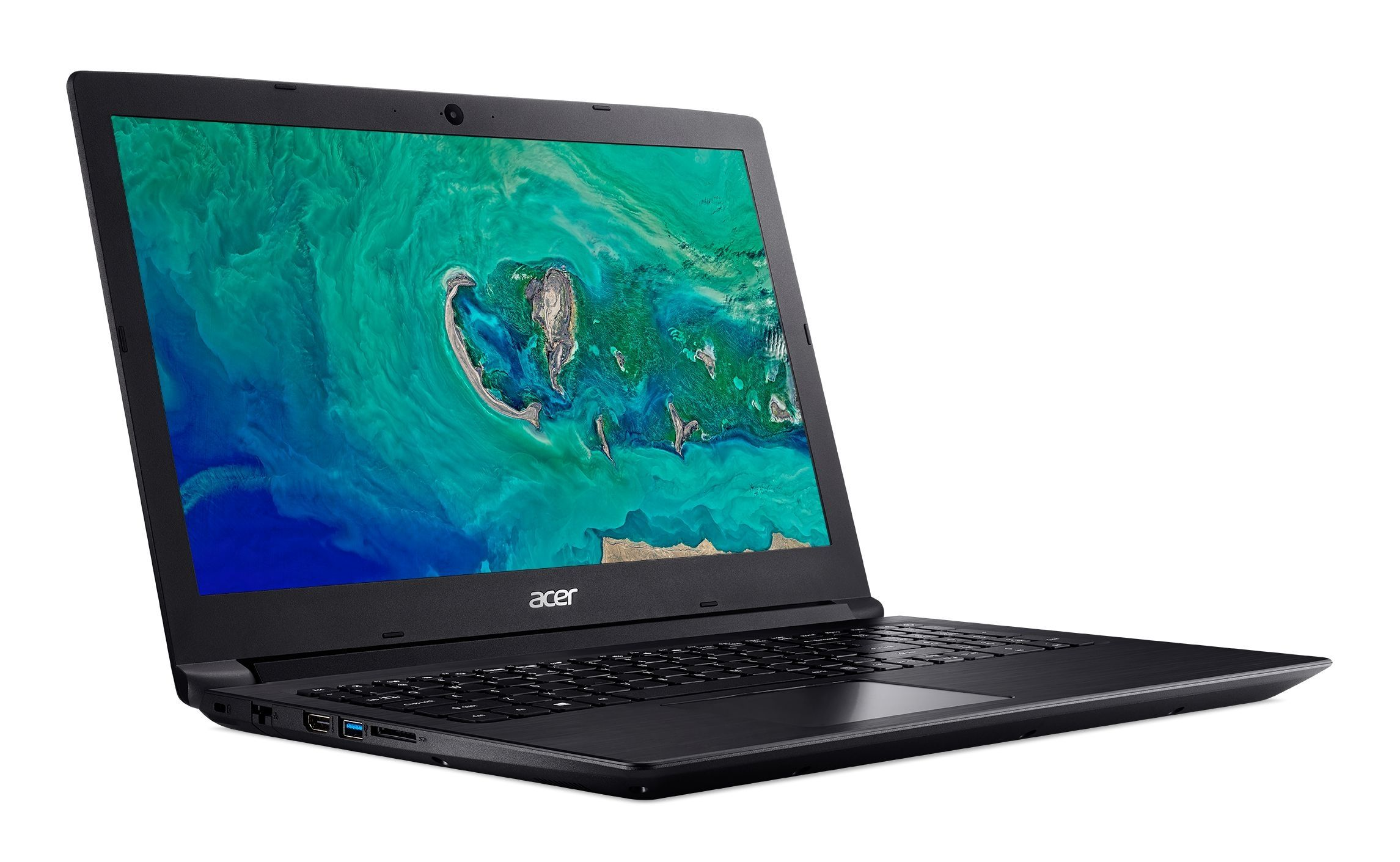 Лаптоп Acer Aspire 3 - A315-41G-R5GH, черен - 2