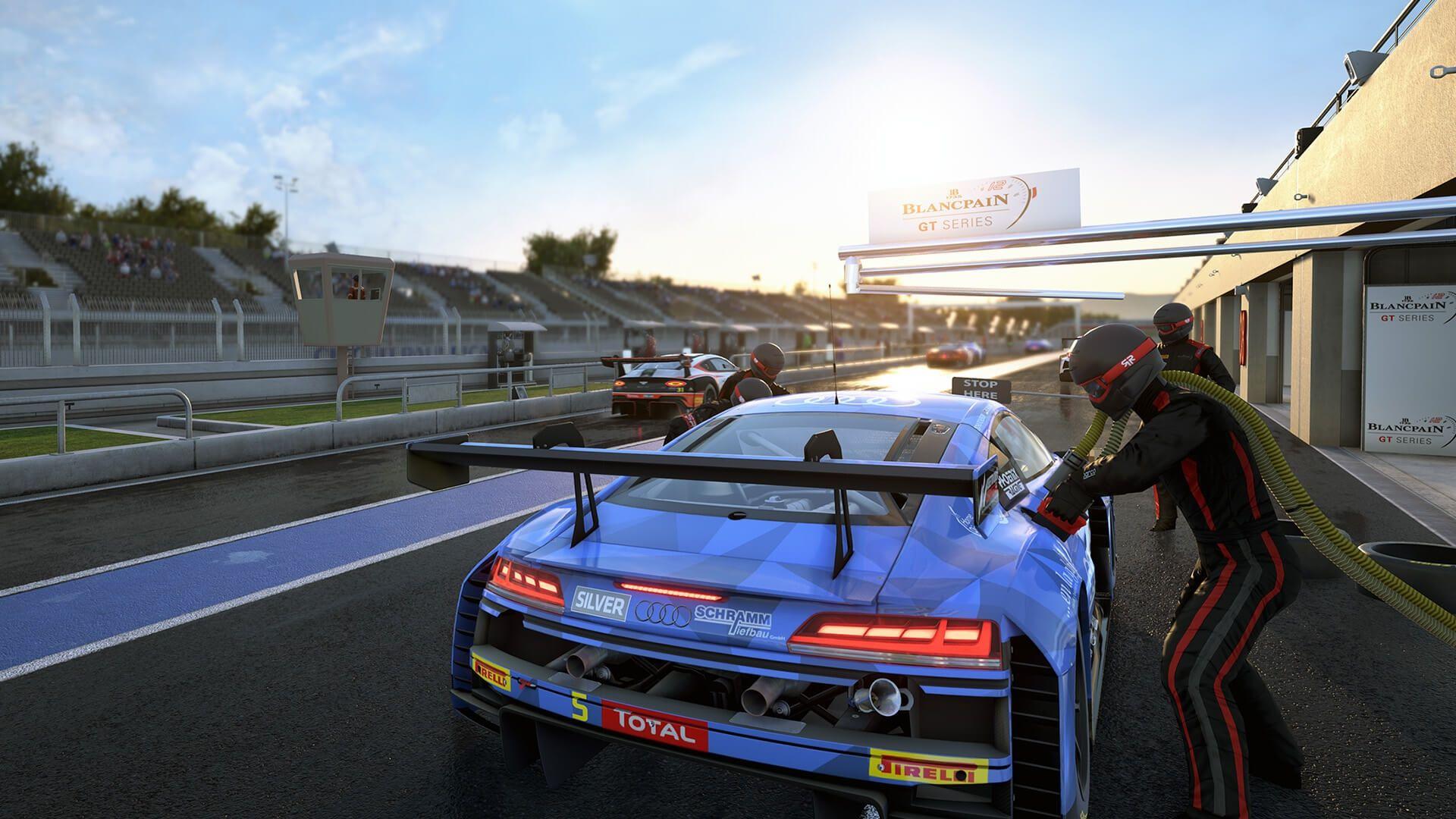 Assetto Corsa: Competizione (PS4) - 7