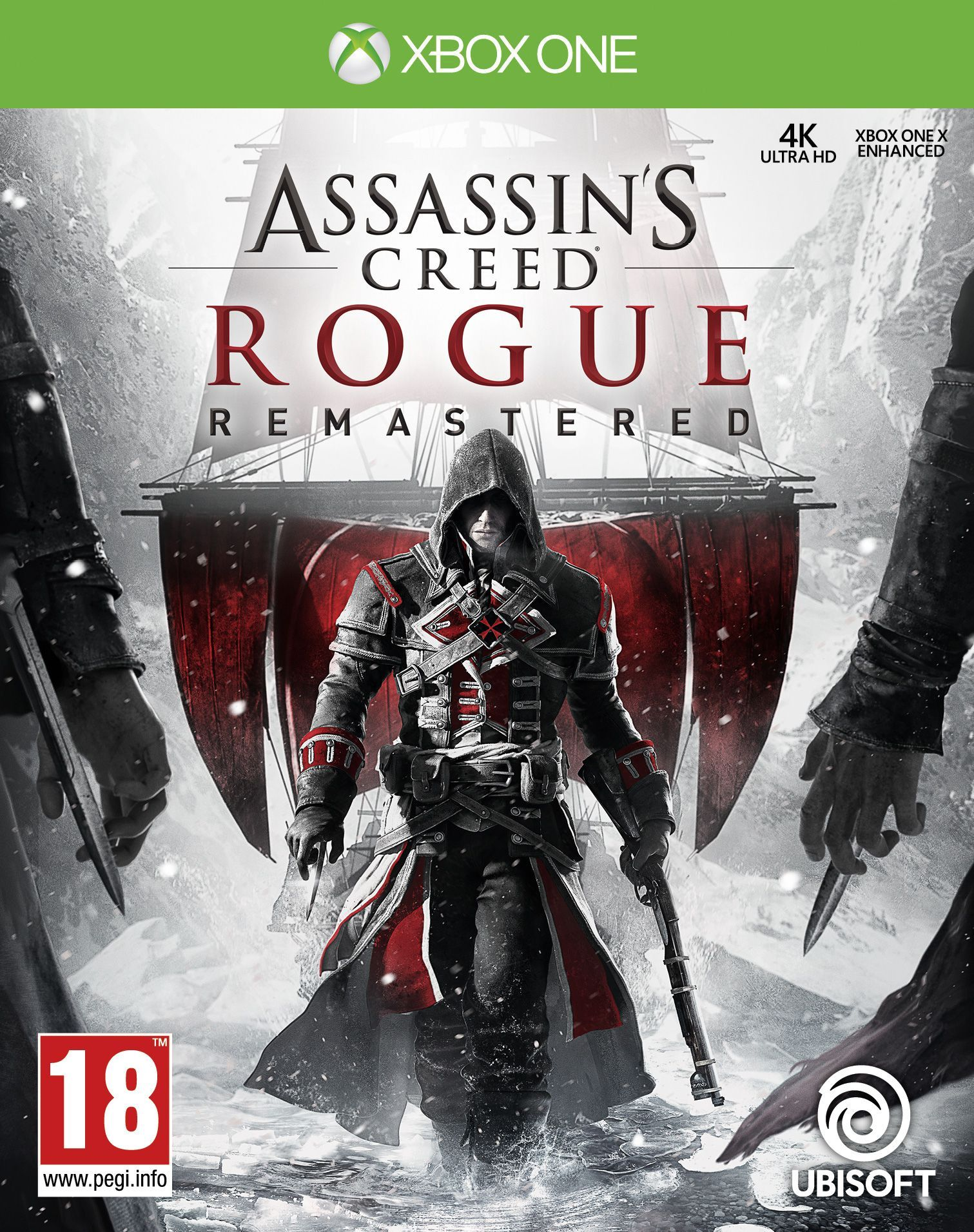 Assassin's Creed Rogue Remastered (Xbox One) - 1