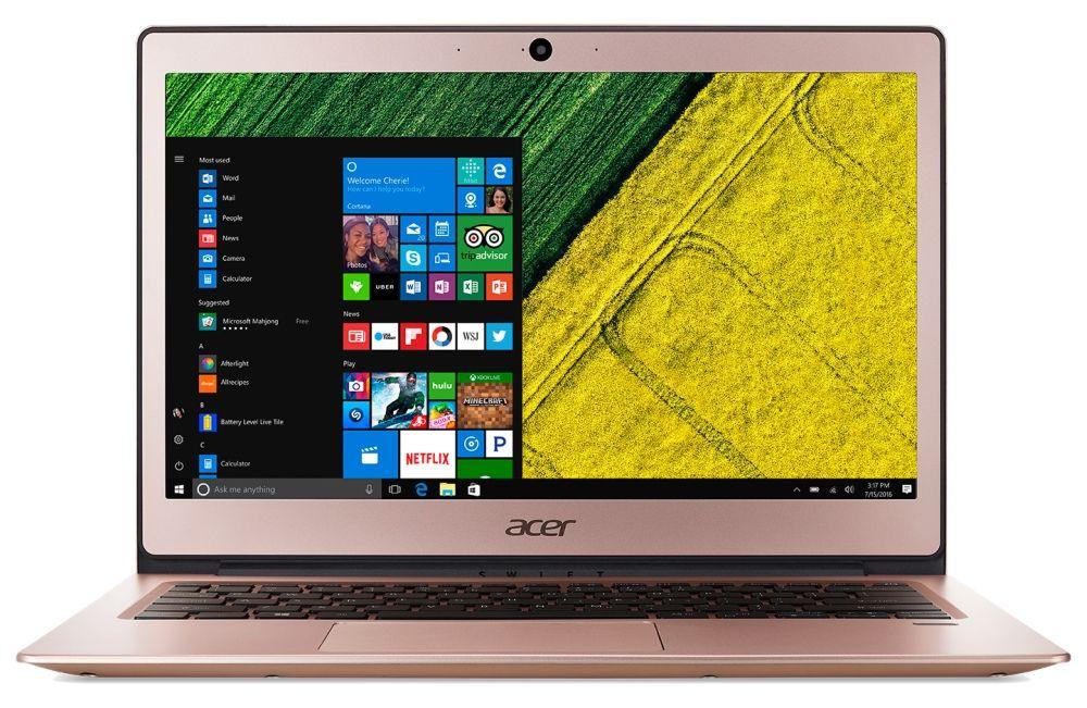 "Acer Aspire Swift 1 Ultrabook - 13.3"" IPS FullHD - 1"