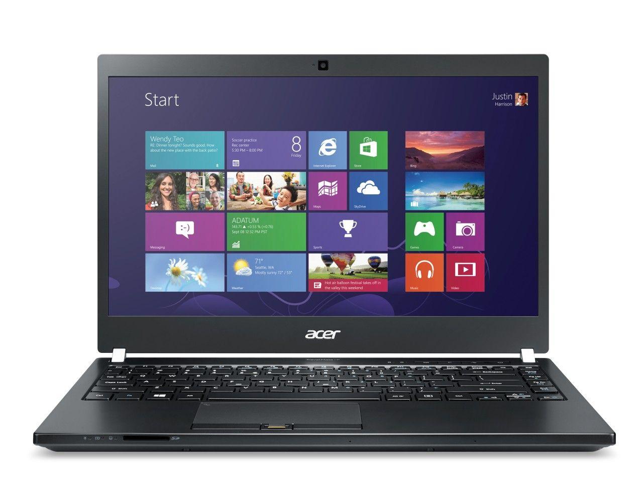 Acer TravelMate P645 - 1