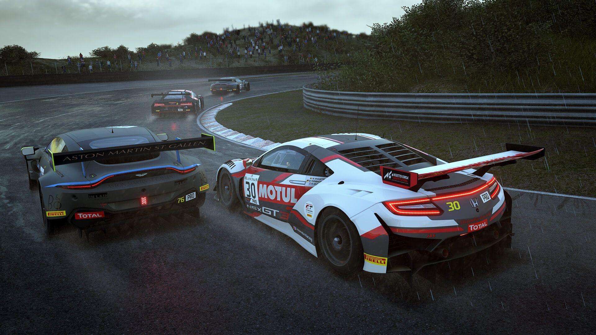 Assetto Corsa: Competizione (PS4) - 6