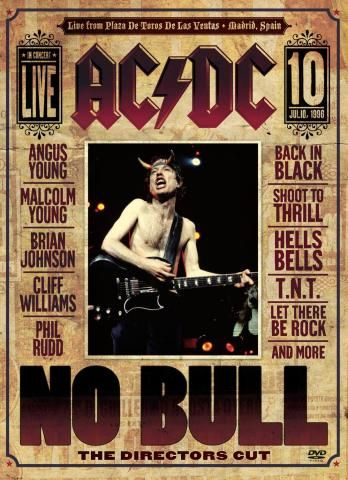 AC/DC - No Bull - The Directors Cut (Blu-ray) - 1