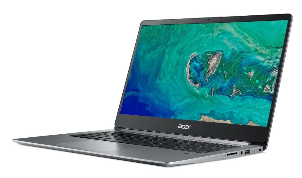 "Acer Aspire Swift 1 Ultrabook, SF114-32-P19M - 14"" IPS - 3"
