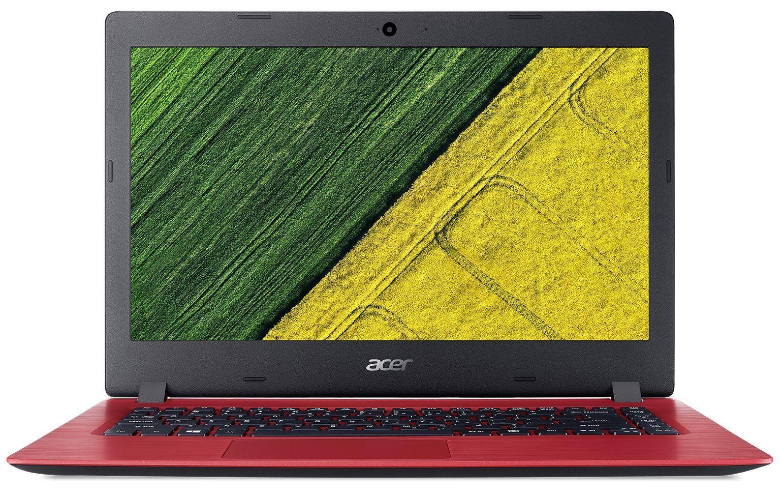 Лаптоп Acer Aspire 1 - A114-31-C6RC, червен - 1