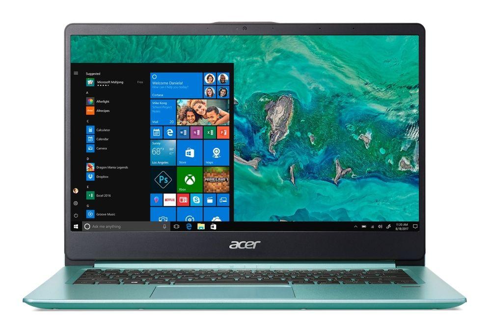 "Acer Aspire Swift 1 Ultrabook, SF114-32-P8B9 - 14"" IPS - 1"