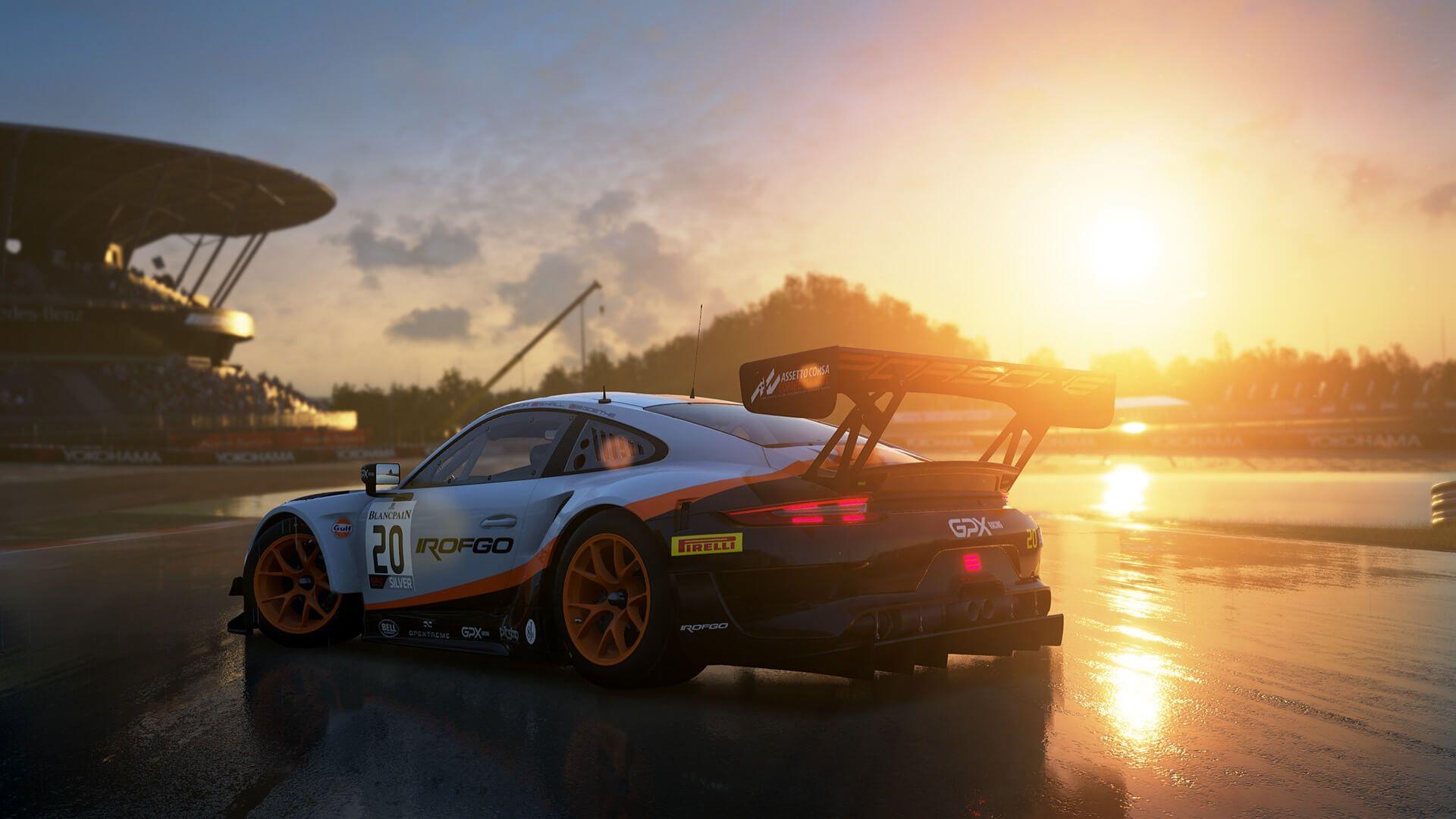 Assetto Corsa: Competizione (PS4) - 3