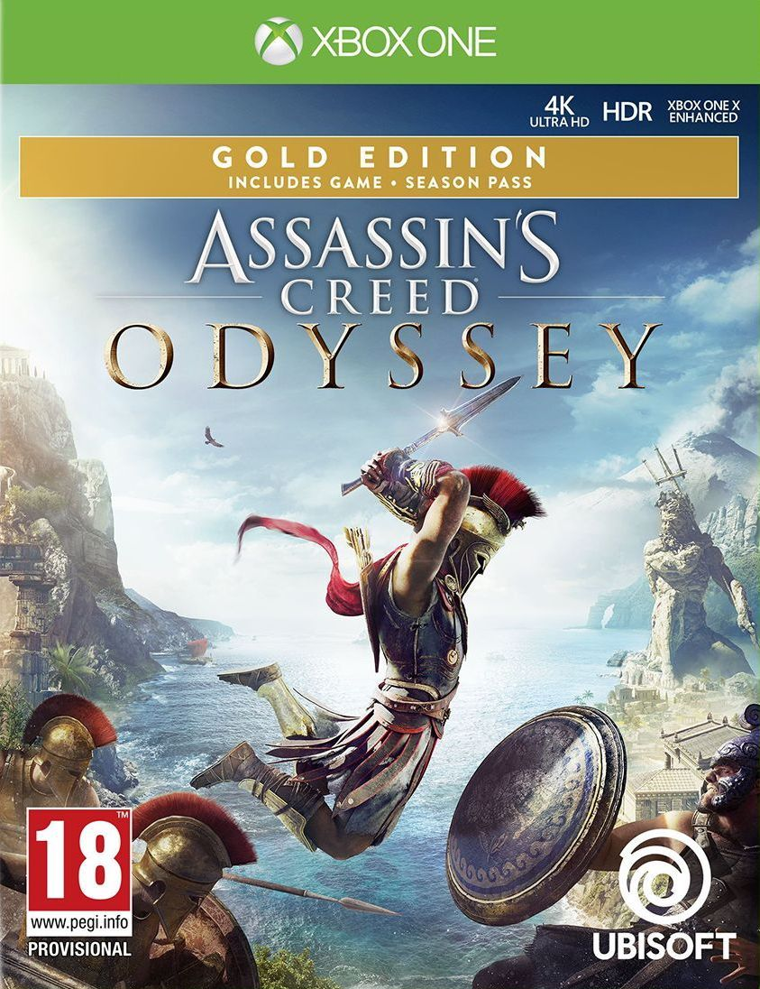 Assassin's Creed Odyssey Gold Edition (Xbox One) - 1
